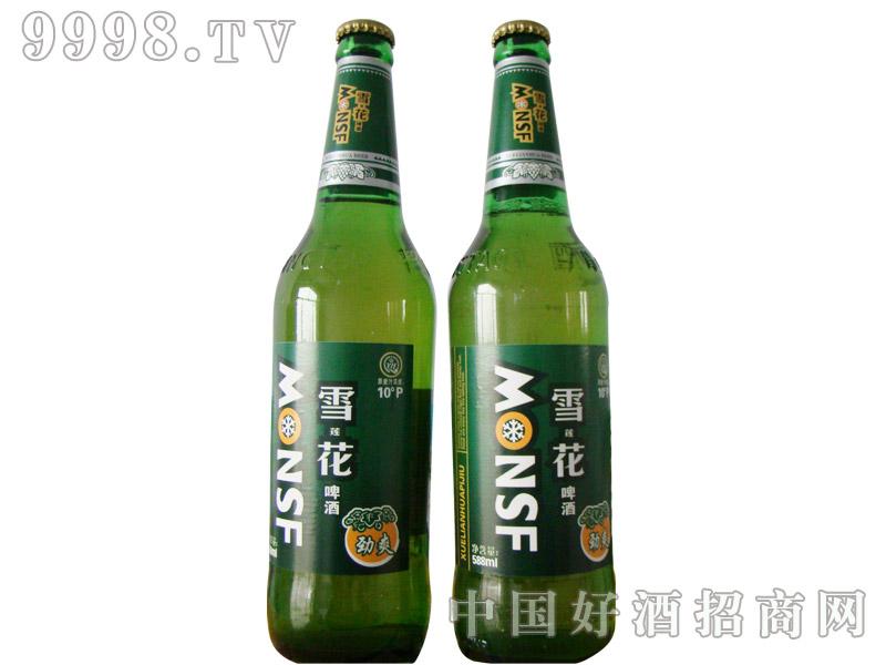 雪莲花啤酒