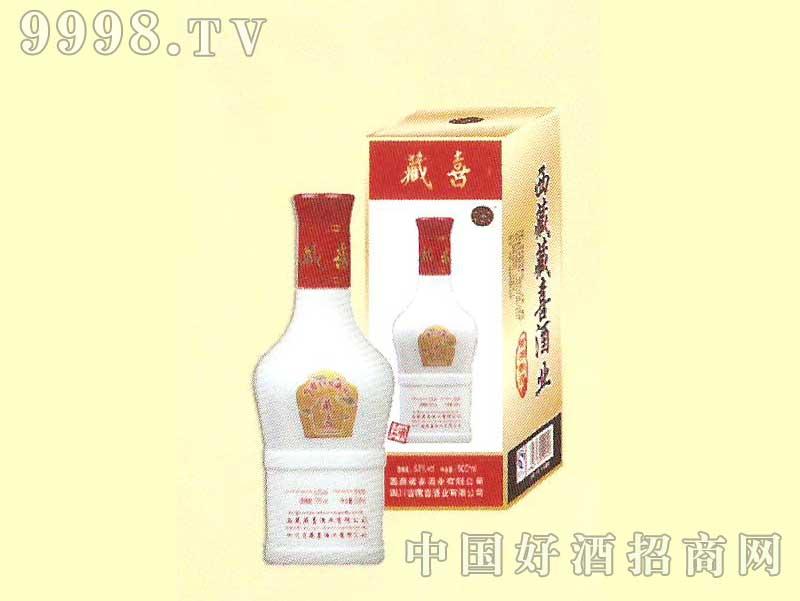 藏喜53度青稞曲酒