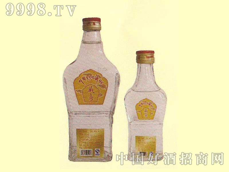 藏喜小瓶45度青稞清香型白酒-白酒招商信息