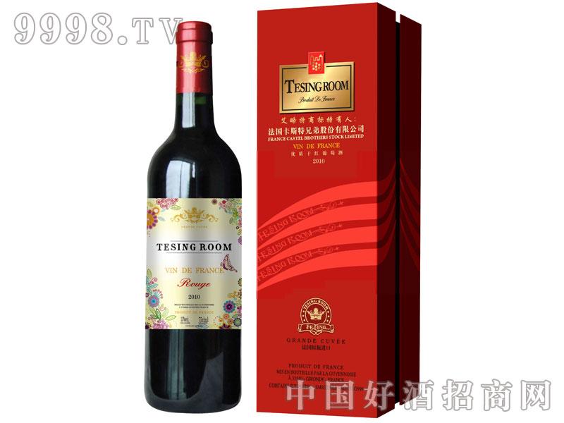 卡斯特优质干红葡萄酒