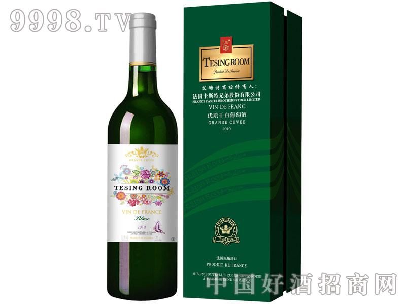 卡斯特艾略特优质干白葡萄酒