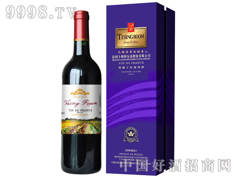 卡斯特艾略特特酿干红葡萄酒