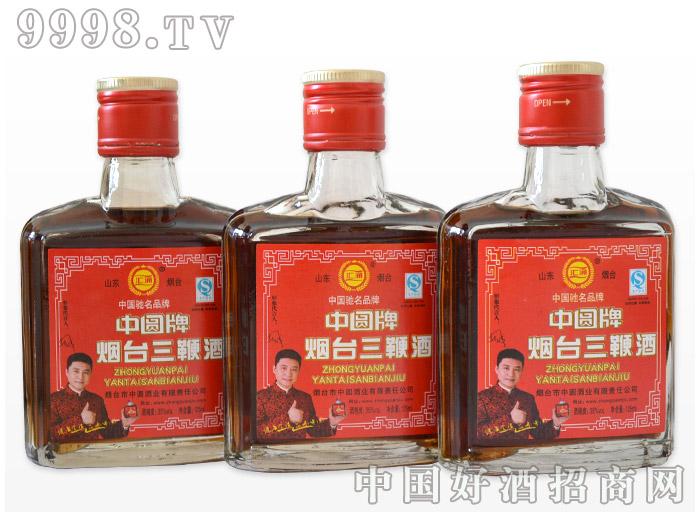 125ml三瓶烟台三鞭酒