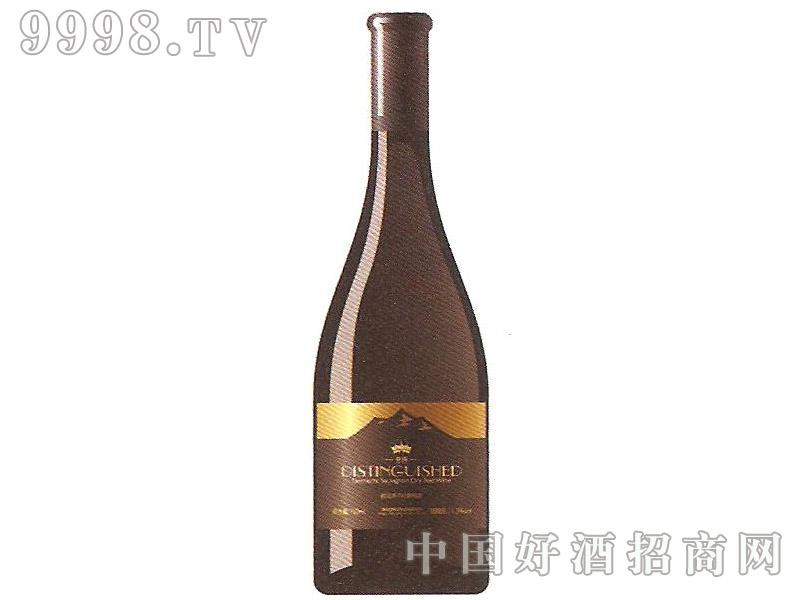 登鼎蛇龙珠干红葡萄酒