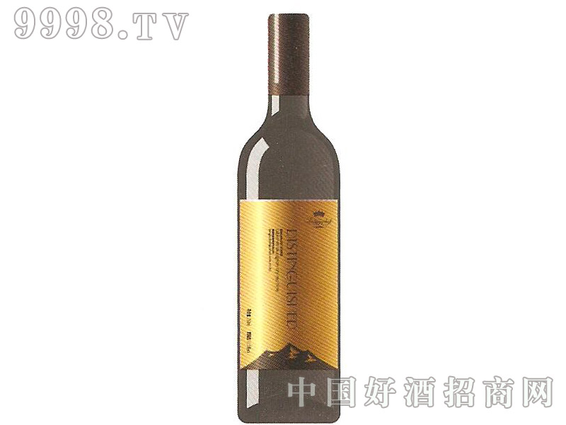 登鼎庄园干红葡萄酒