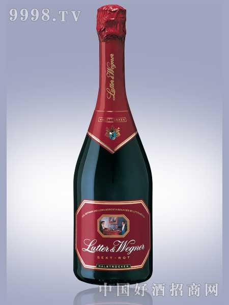 威格纳红标起泡红葡萄酒
