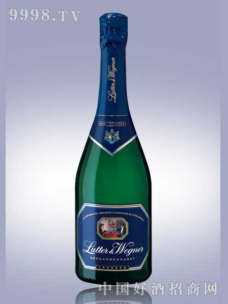 威格纳蓝标起泡白葡萄酒750ML