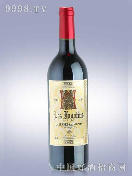 法歌卡本尼苏维翁红葡萄酒