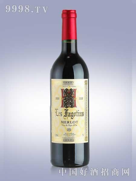 法歌梅洛红葡萄酒
