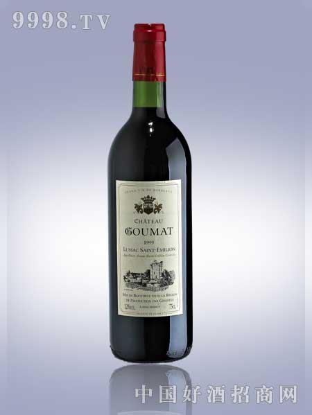 歌美城堡红葡萄酒
