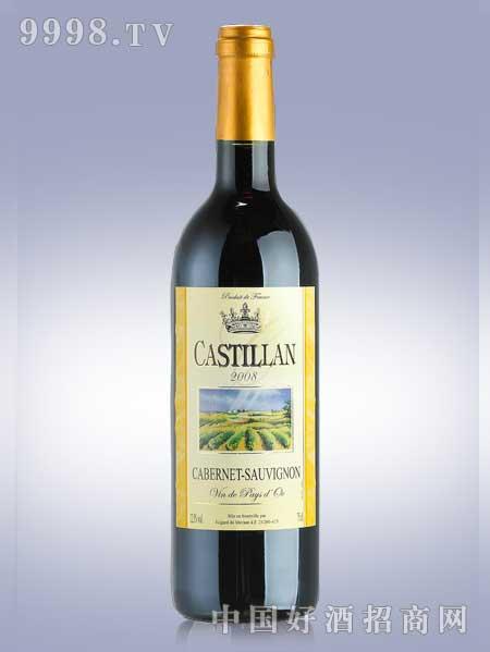 卡蒂亚卡本尼苏维翁红葡萄酒