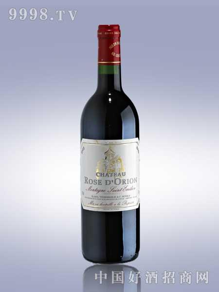 奥利玫瑰堡红葡萄酒