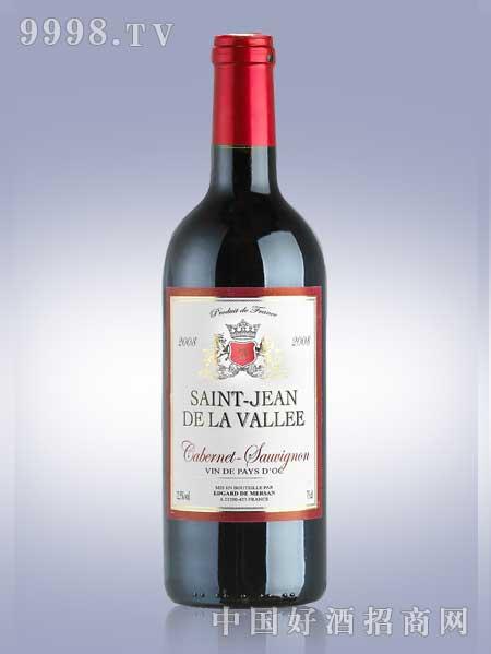 圣德拉卡本尼苏维翁红葡萄酒