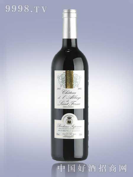 圣拉贝尔古堡红葡萄酒