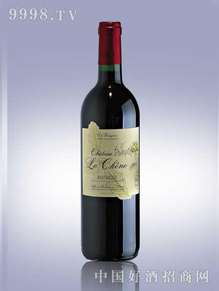 橡木城堡红葡萄酒