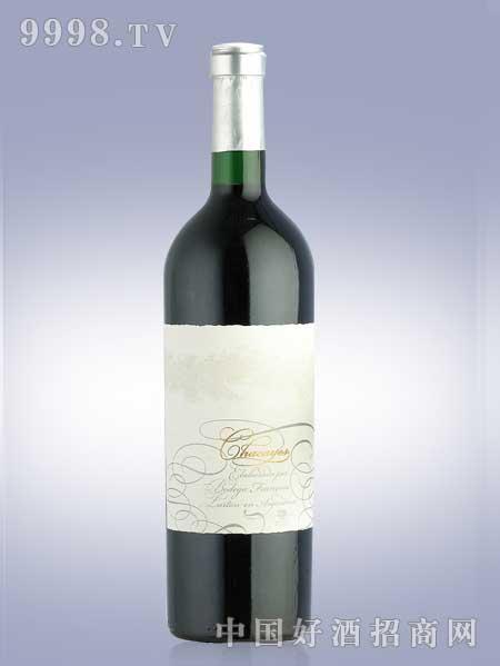 露顿夏卡红葡萄酒