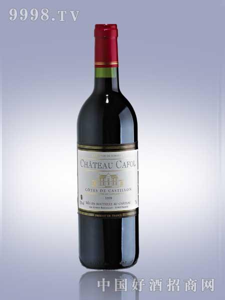嘉富城堡红葡萄酒
