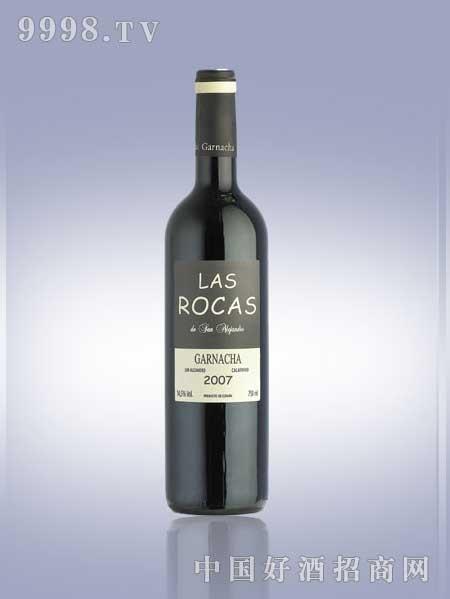 罗卡斯格歌海娜红葡萄酒