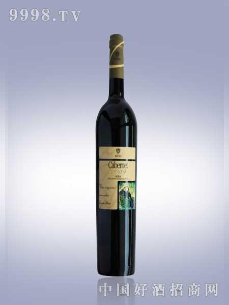 佰特利卡本妮红葡萄酒