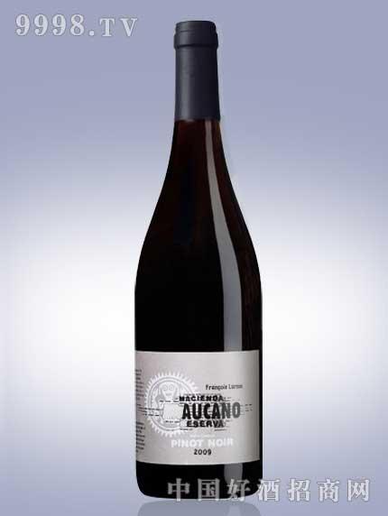 露顿阿诺卡珍藏黑皮诺红葡萄酒