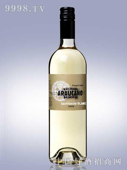 露顿阿诺卡珍藏苏维翁白葡萄酒
