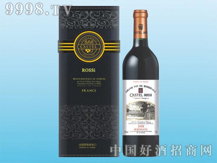 卡斯特罗茜・杜拉斯干红葡萄酒