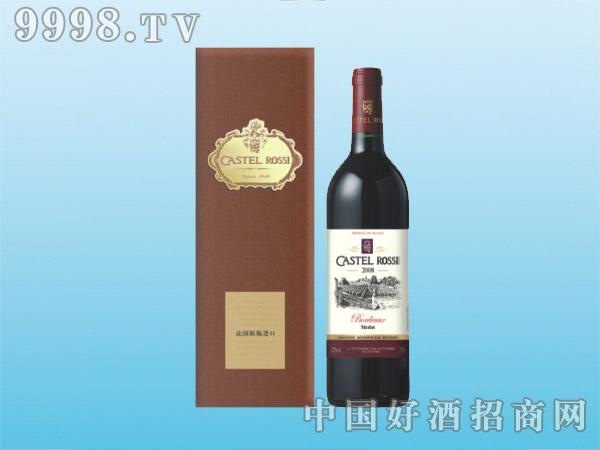 卡斯特罗茜・美乐干红葡萄酒