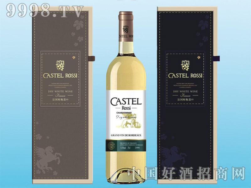 卡斯特罗茜霞多丽葡萄酒