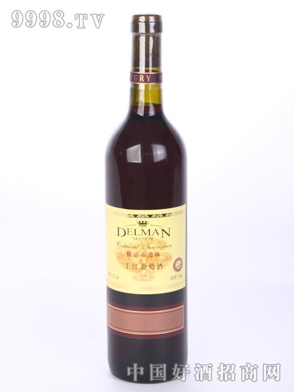 精品赤霞珠干红葡萄酒750ml