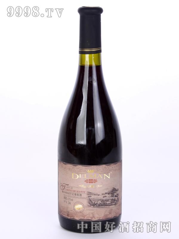 大师级橡木桶窖藏干红葡萄酒
