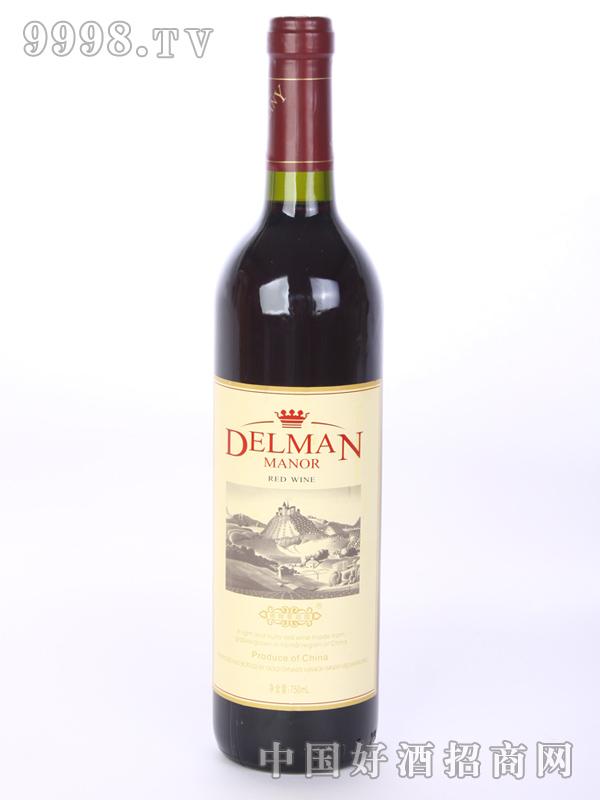 德尔曼庄园红葡萄酒750ml