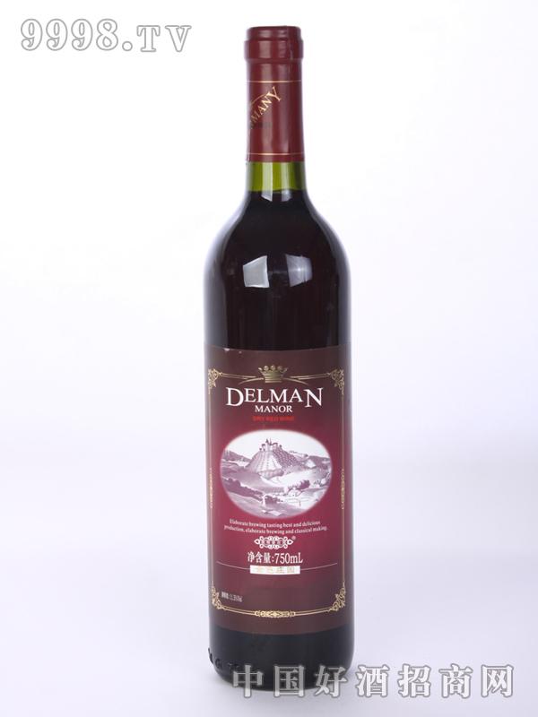 金色庄园葡萄酒750ml