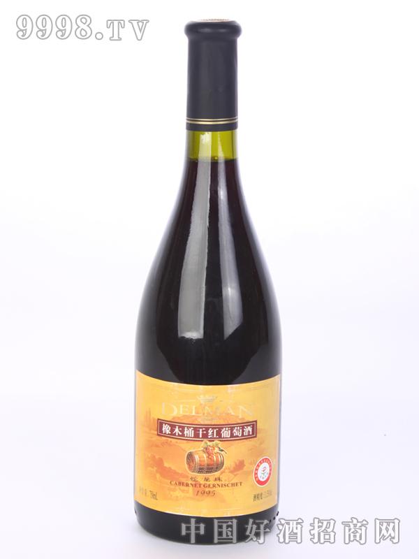 蛇龙珠橡木桶干红葡萄酒1995