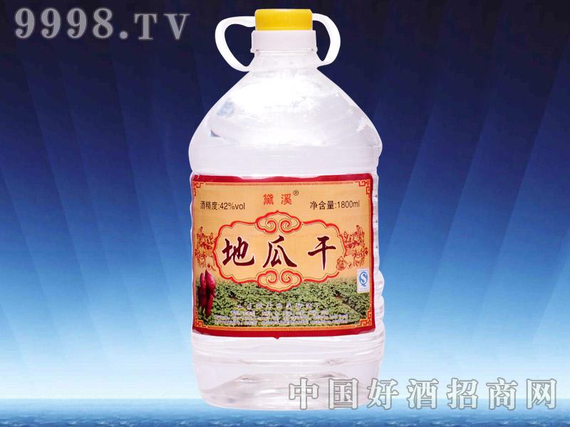 岱溪地瓜干桶酒1800毫升