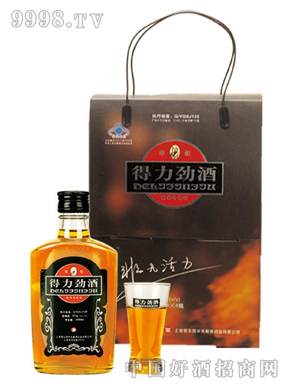 35度得力礼盒装250ml-保健酒招商信息