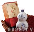 华佗十全酒葫芦礼盒-上海冠生园华佗酿酒有限公司