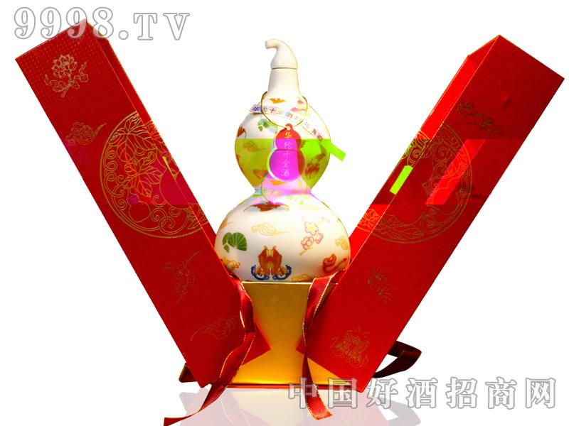 18度福�运888ml-上海冠生园华佗酿酒有限公司