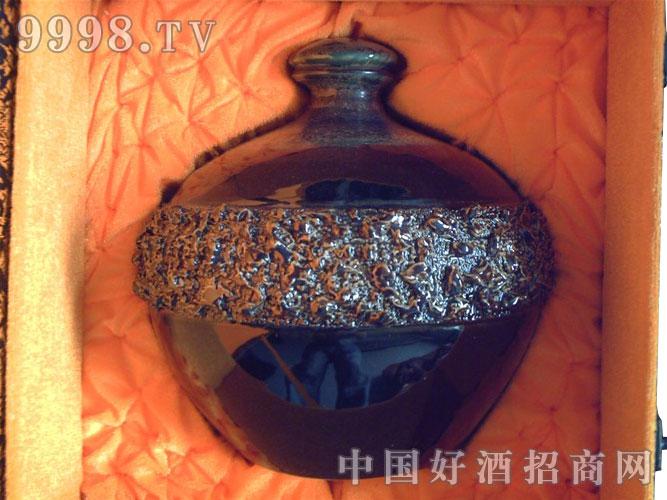陶艺满天星-球瓶3000ml