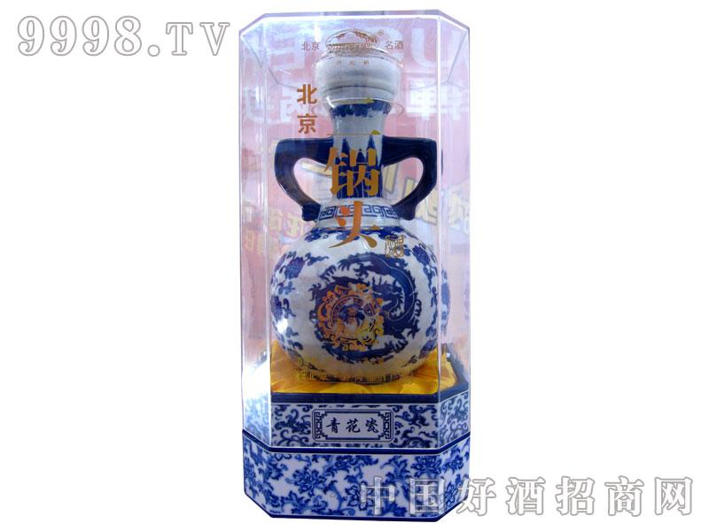 北京二锅头750mL青花瓷