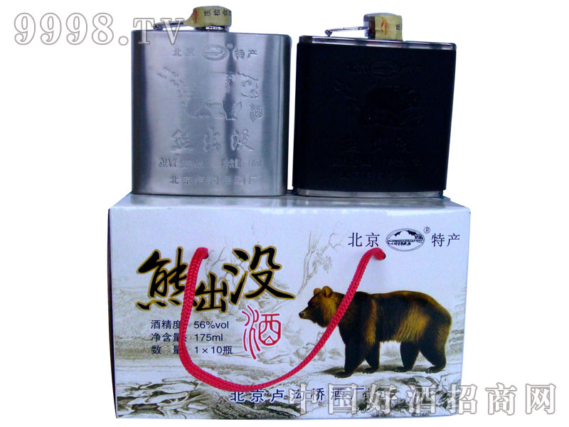 北京二锅头-熊出没