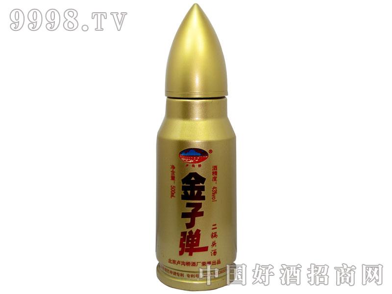 金子弹43度北京二锅头
