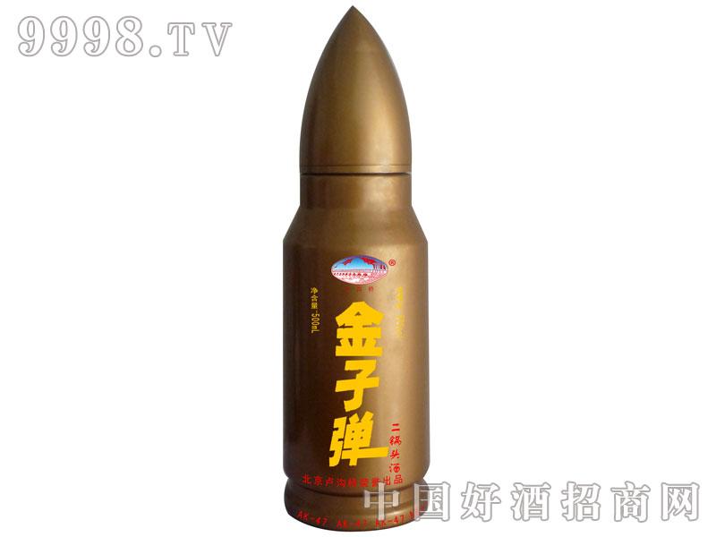 金子弹53度北京二锅头