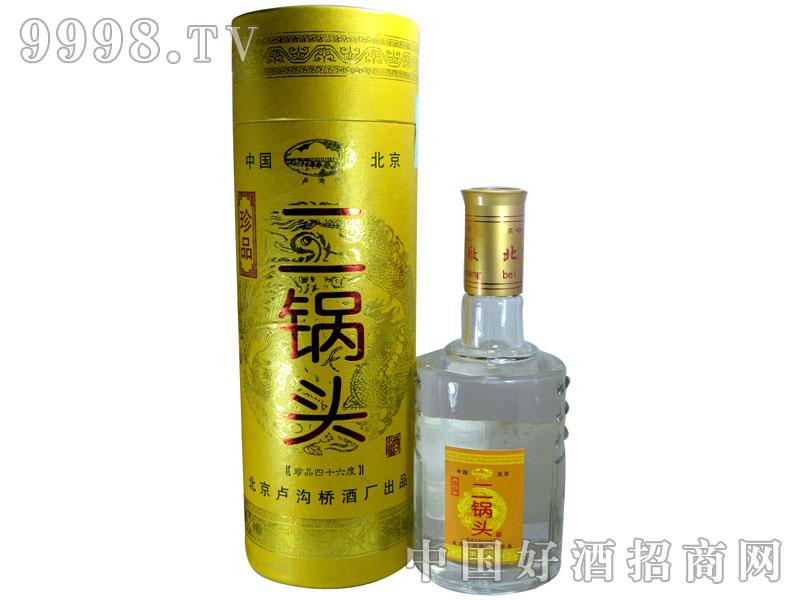 北京二锅头珍品(黄桶)