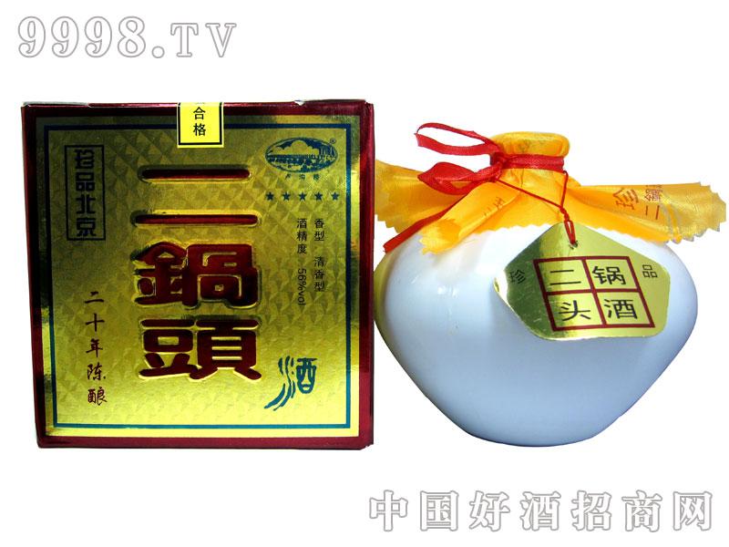 北京二锅头陈酿(小白坛)20