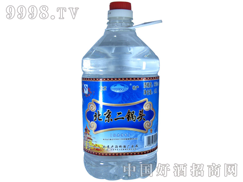 北京二锅头56°4.5L