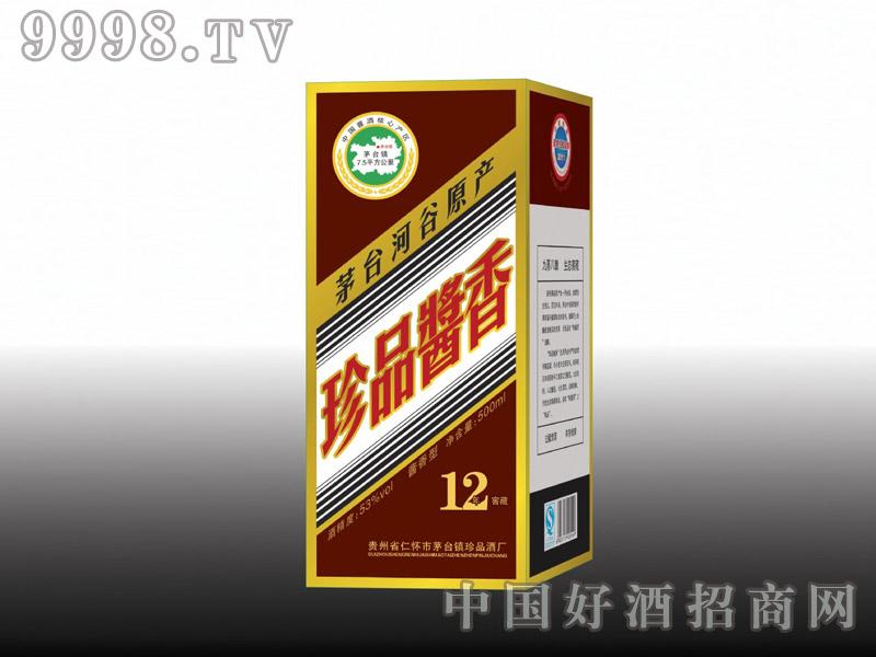 珍品酱香12