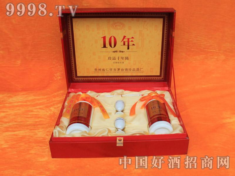 珍品酒厂窖藏10