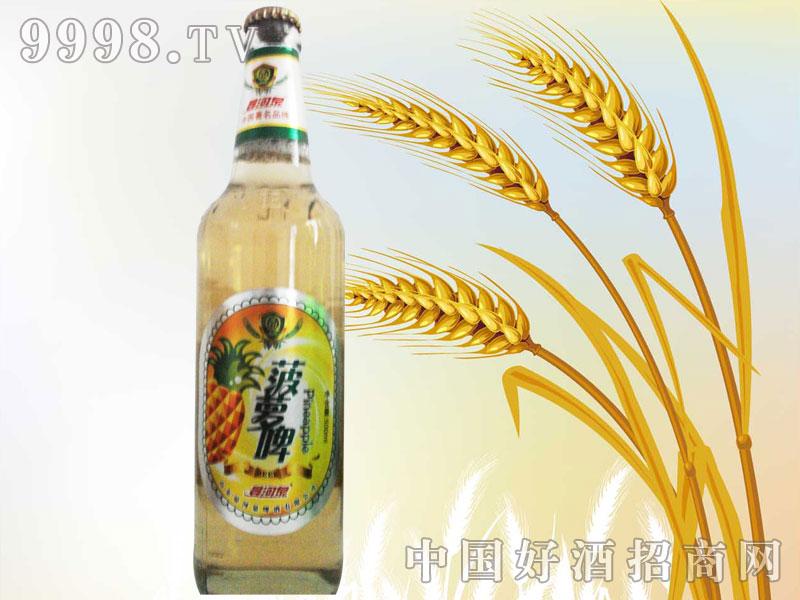 500ml白瓶菠萝啤