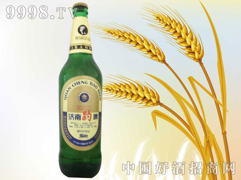 588ml济南豹啤