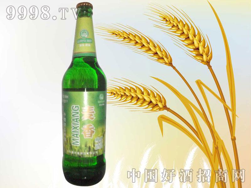 588ml麦香啤酒